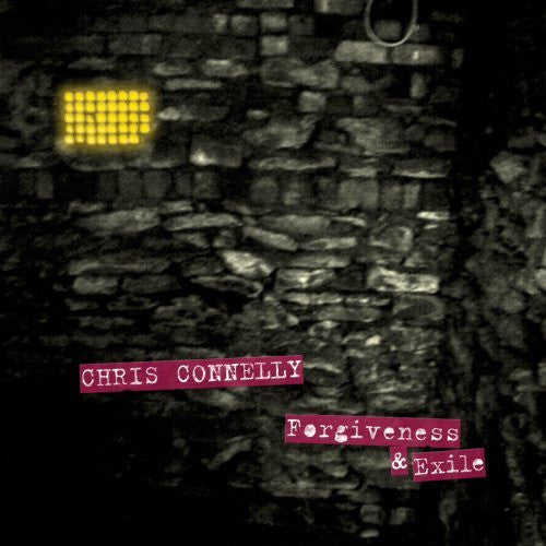 Chris Connelly ‎'Forgiveness & Exile' - Cargo Records UK