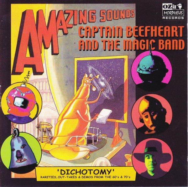 Captain Beefheart And The Magic Band 'Dichotomy' - Cargo Records UK