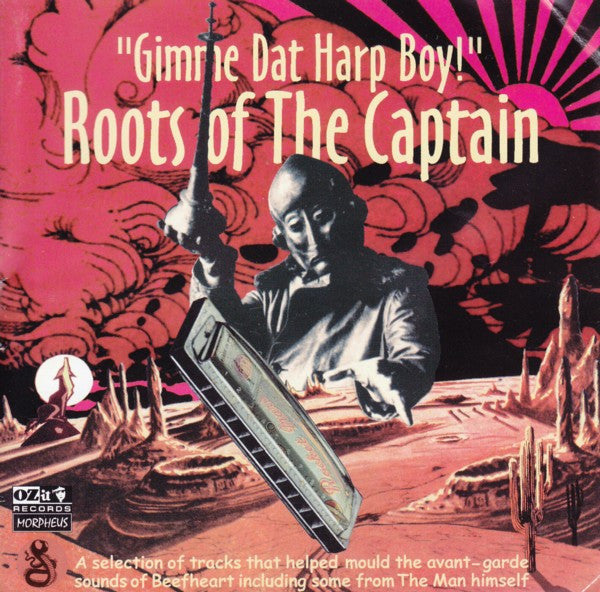Various ‎'Gimme Dat Harp Boy! - Roots Of The Captain' - Cargo Records UK