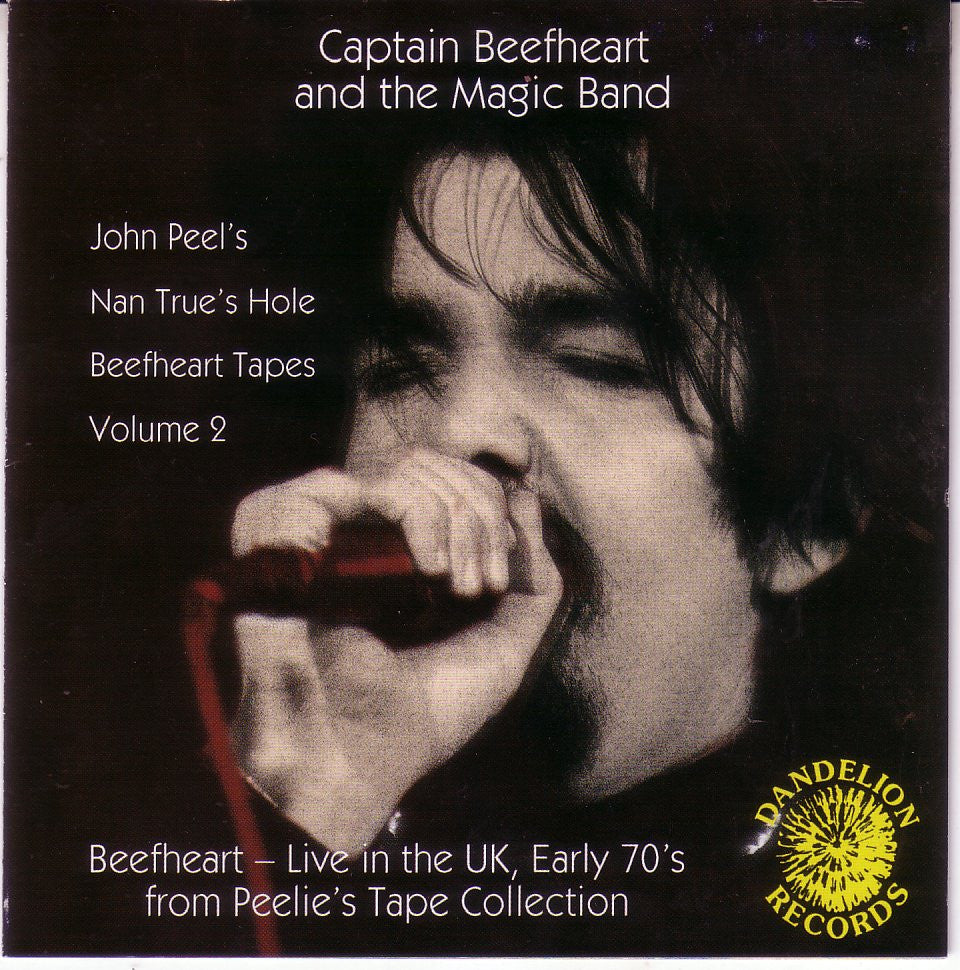 Captain Beefheart And The Magic Band 'Nan True's Hole Tapes Vol. 2' - Cargo Records UK