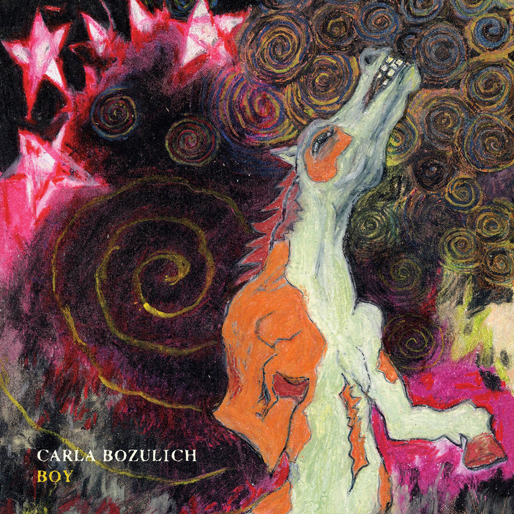 Carla Bozulich 'Boy' - Cargo Records UK
