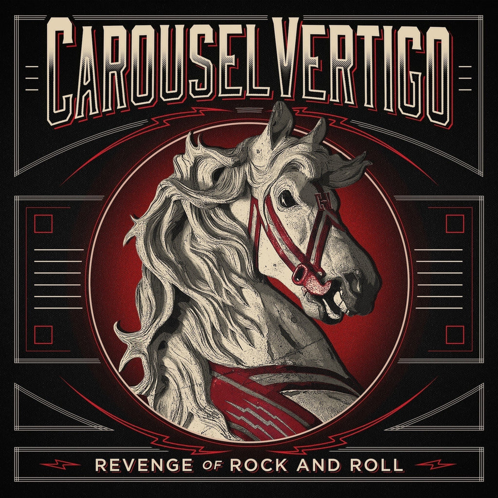 Carousel Vertigo 'Revenge Of Rock n' Roll' - Cargo Records UK