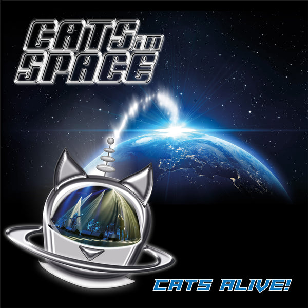 Cats In Space 'Cats Alive!' PRE-ORDER