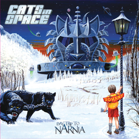 Cats In Space 'Day Trip To Narnia' PRE-ORDER