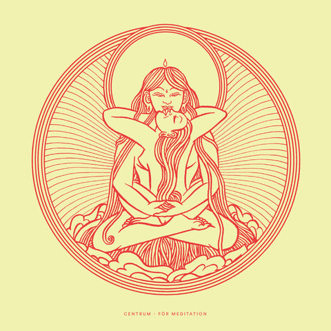 Centrum 'För Meditation' Vinyl LP - Red