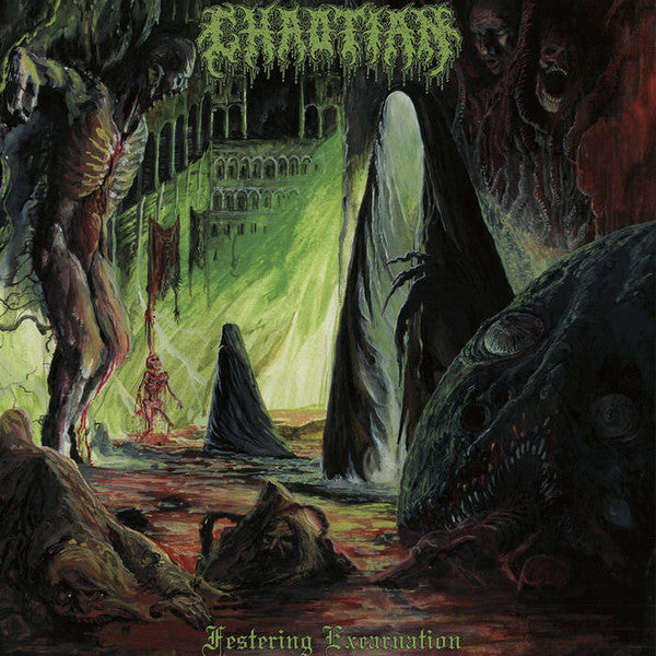 Chaotian - Festering Excarnation Vinyl LP