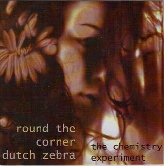The Chemistry Experiment ‎'Round The Corner Dutch Zebra' Vinyl 7