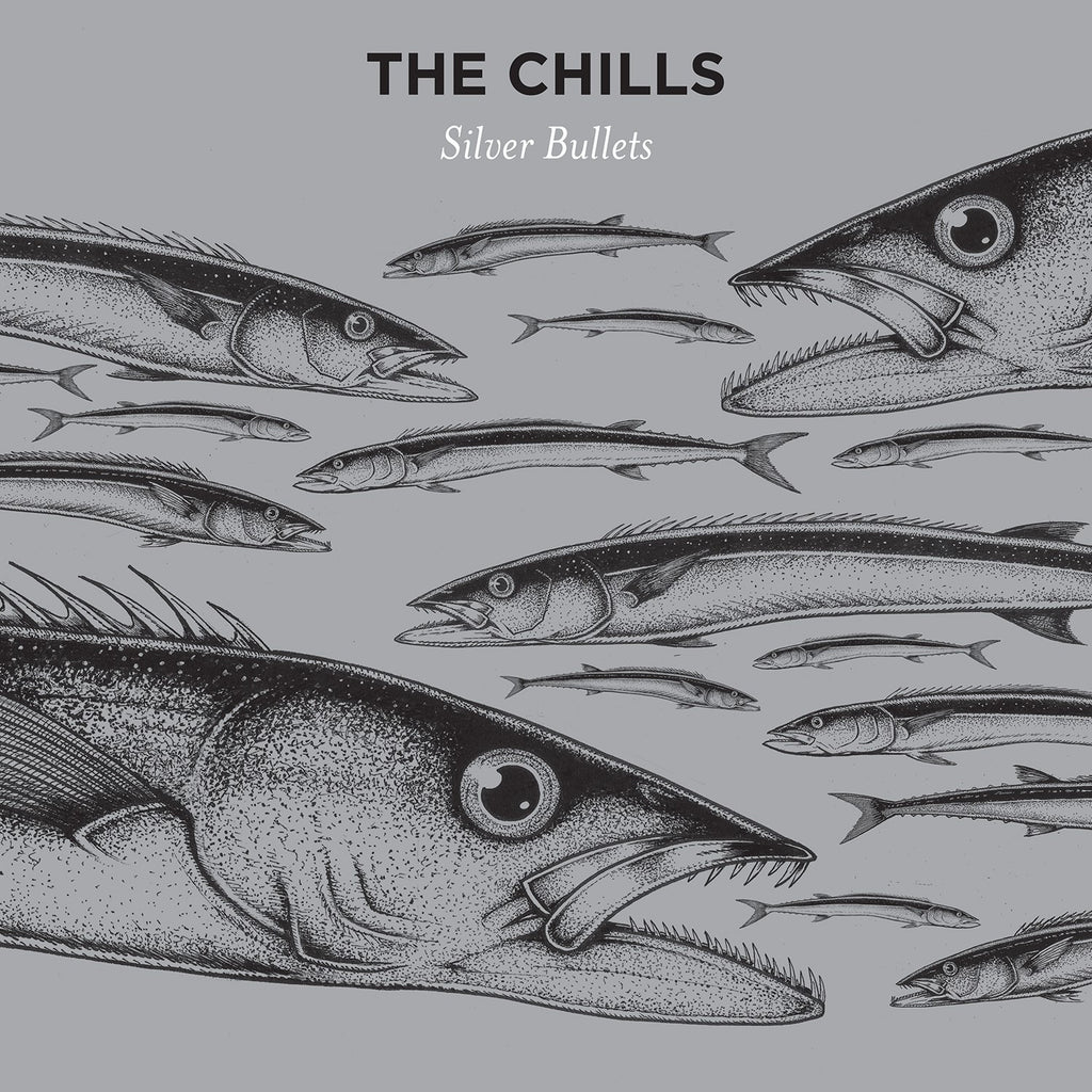 The Chills 'Silver Bullets' - Cargo Records UK
