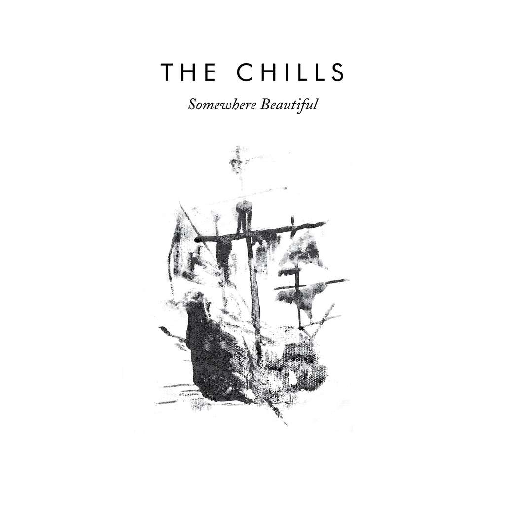 The Chills 'Somewhere Beautiful' - Cargo Records UK