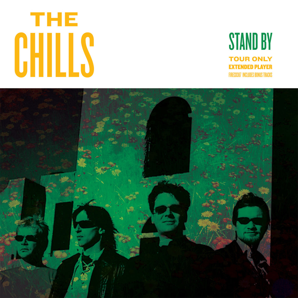 The Chills 'Stand By' - Cargo Records UK