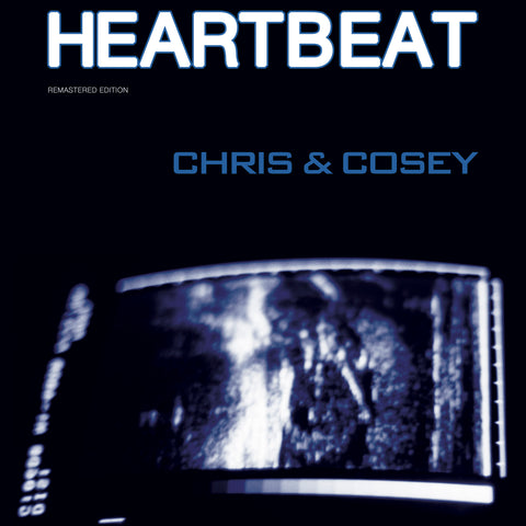 Chris & Cosey 'Heartbeat' Vinyl LP - Purple
