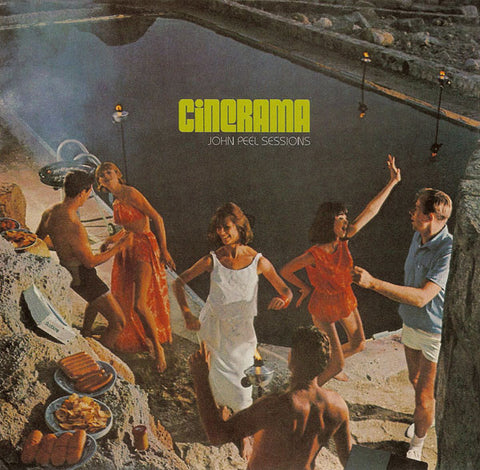 Cinerama 'John Peel Sessions' - Cargo Records UK