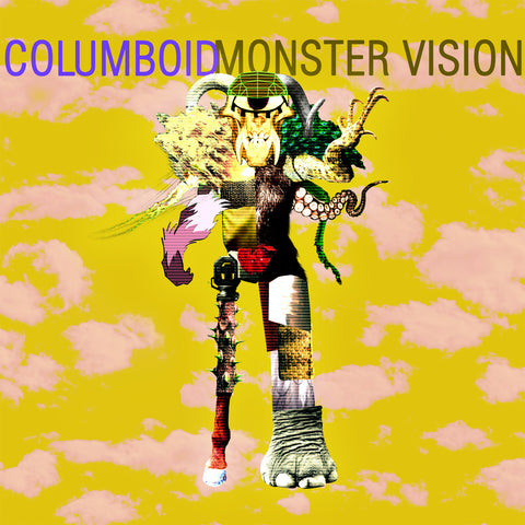 Columboid 'Monster Vision' - Cargo Records UK