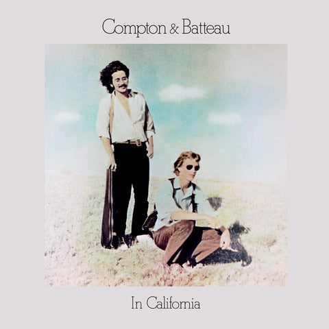 Compton & Batteau - In California PRE-ORDER - Cargo Records UK