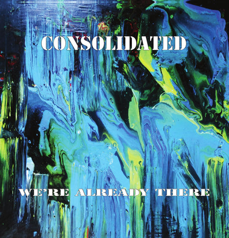 Consolidated 'We're Already There' PRE-ORDER