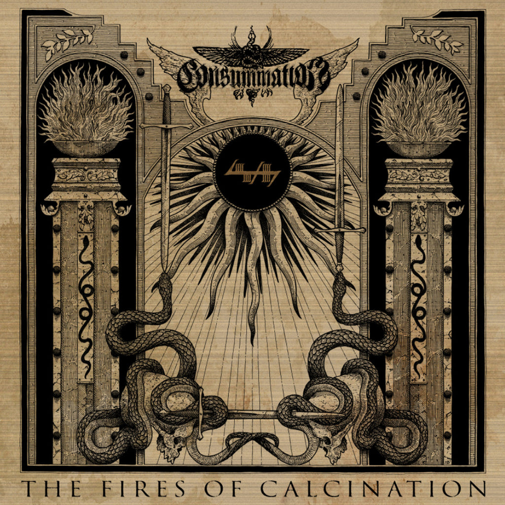 Consummation 'The Fires of Calcination' Vinyl LP PRE-ORDER