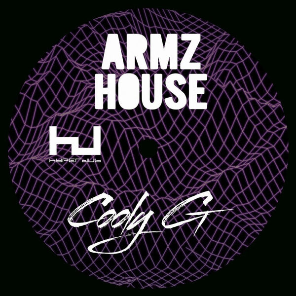 Cooly G 'Armz House EP' - Cargo Records UK
