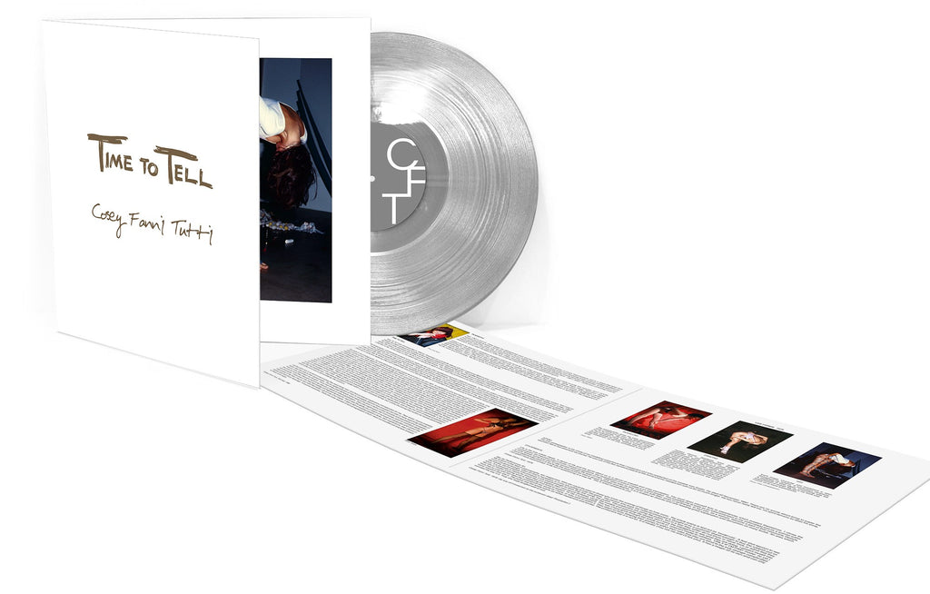 Cosey Fanni Tutti  'Time To Tell' Deluxe Vinyl edition - Cargo Records UK