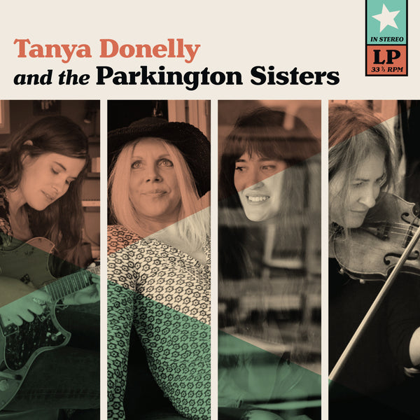Tanya Donelly and the Parkington Sisters PRE-ORDER