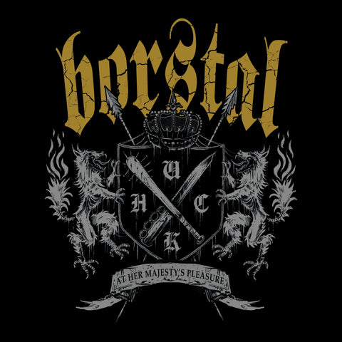 Borstal 'At Her Majesty's Pleasure' Vinyl LP PRE-ORDER