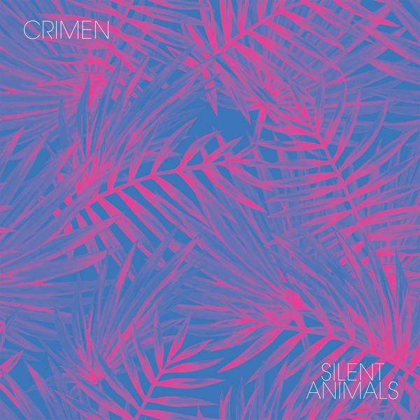 Crimen 'Silent Animals' Vinyl LP - Coloured
