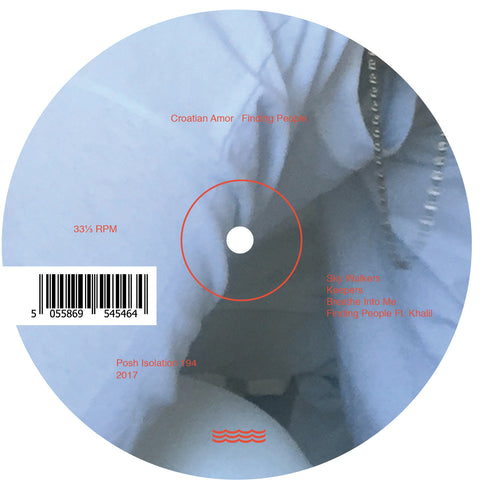Croatian Amor 'Finding People' - Cargo Records UK
