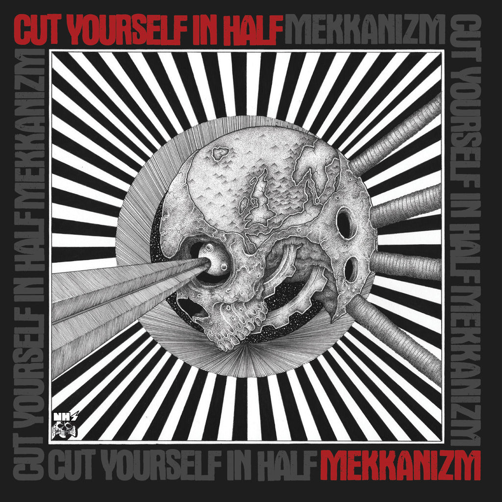 Cut Yourself In Half 'Mekkanizm' - Cargo Records UK
