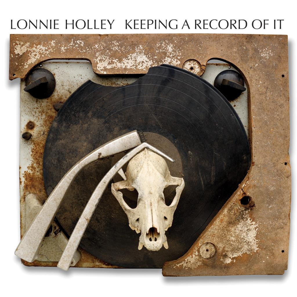 Lonnie Holley 'Keeping A Record Of It' - Cargo Records UK