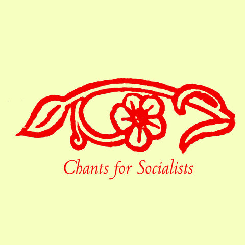 Darren Hayman 'Chants for Socialists' - Cargo Records UK