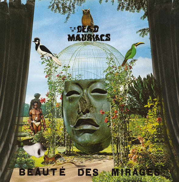 The Dead Mauriacs 'Beauté des Mirages' - Cargo Records UK