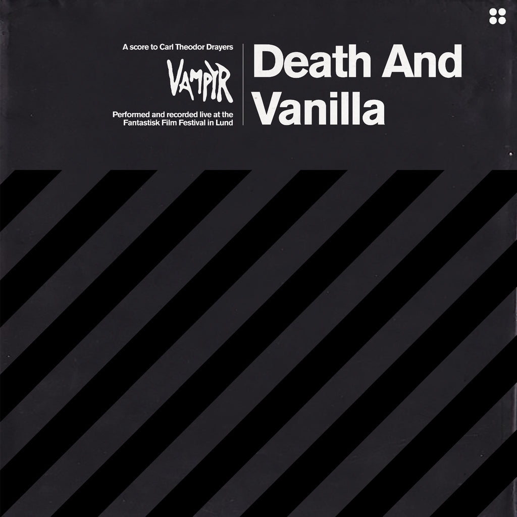 Death And Vanilla 'Vampyr' - Cargo Records UK