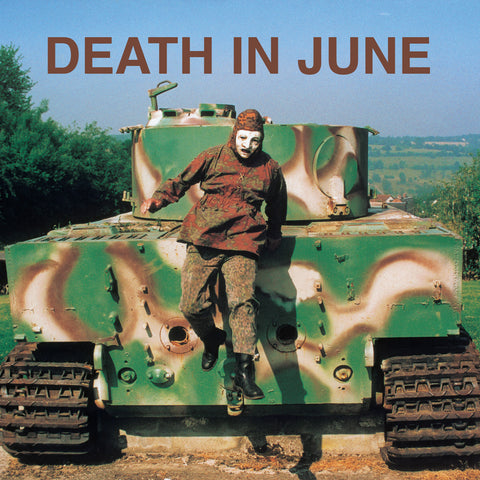 Death In June 'Abandon Tracks' PRE-ORDER