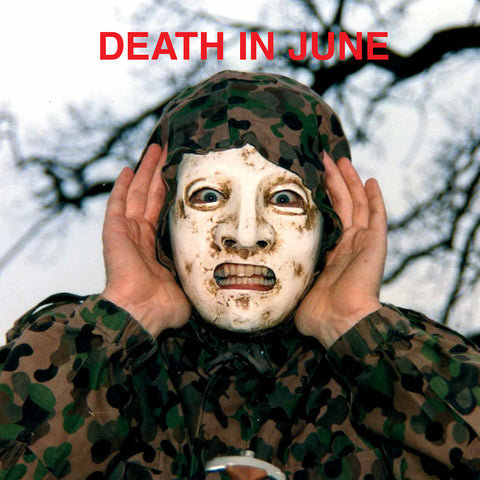 Death In June 'Euro Cross' - Cargo Records UK