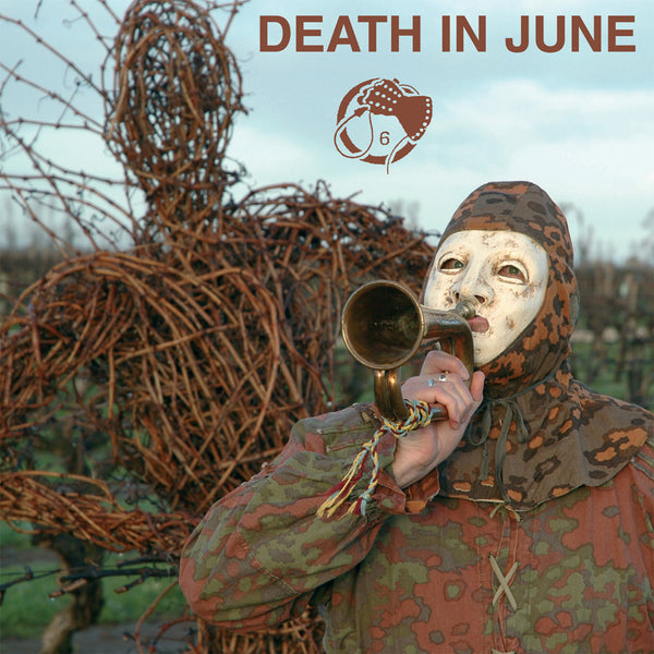 Death In June 'The Rule Of Thirds' - Cargo Records UK