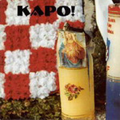 Death In June 'KAPO!' CD