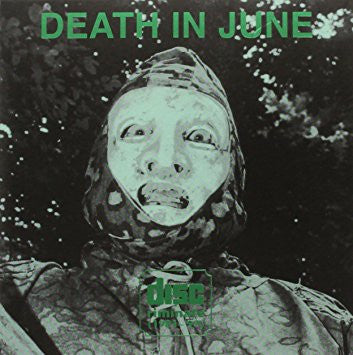 Death In June 'Discriminate' PRE-ORDER - Cargo Records UK