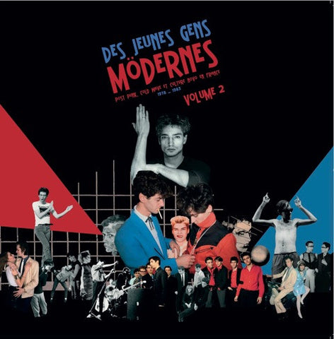 Various Artists 'Des Jeunes Gens Modernes 1978-1983 Volume 2' - Cargo Records UK