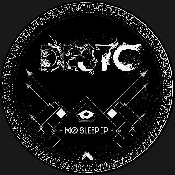 Desto 'No Sleep EP' - Cargo Records UK