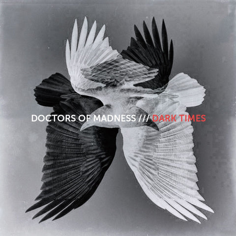 Doctors Of Madness 'Dark Times' CD PRE-ORDER