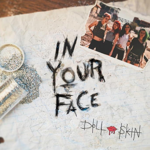 Doll Skin 'In Your Face' - Cargo Records UK