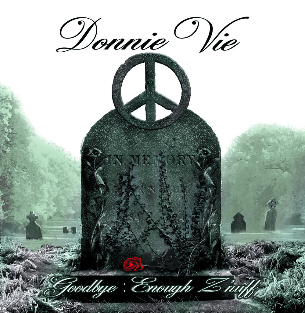 Donnie Vie 'Goodbye: Enough Z'nuff' - Cargo Records UK