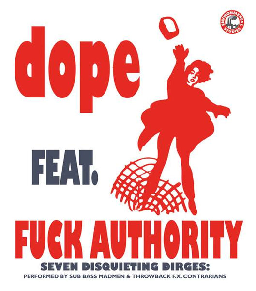 Dope Feat. F### Authority 'Seven Disquieting Dirges' CD