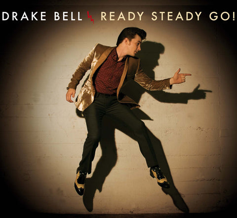 Drake Bell 'Ready Steady Go!' - Cargo Records UK
