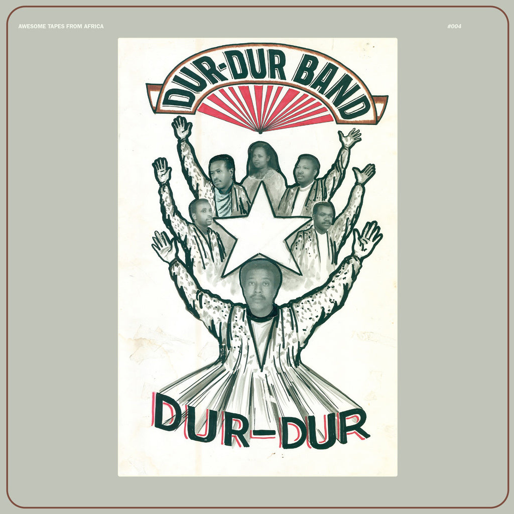 Dur-Dur Band 'Volume 5' - Cargo Records UK