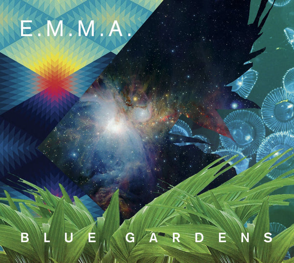 E.M.M.A. 'Blue Gardens' - Cargo Records UK