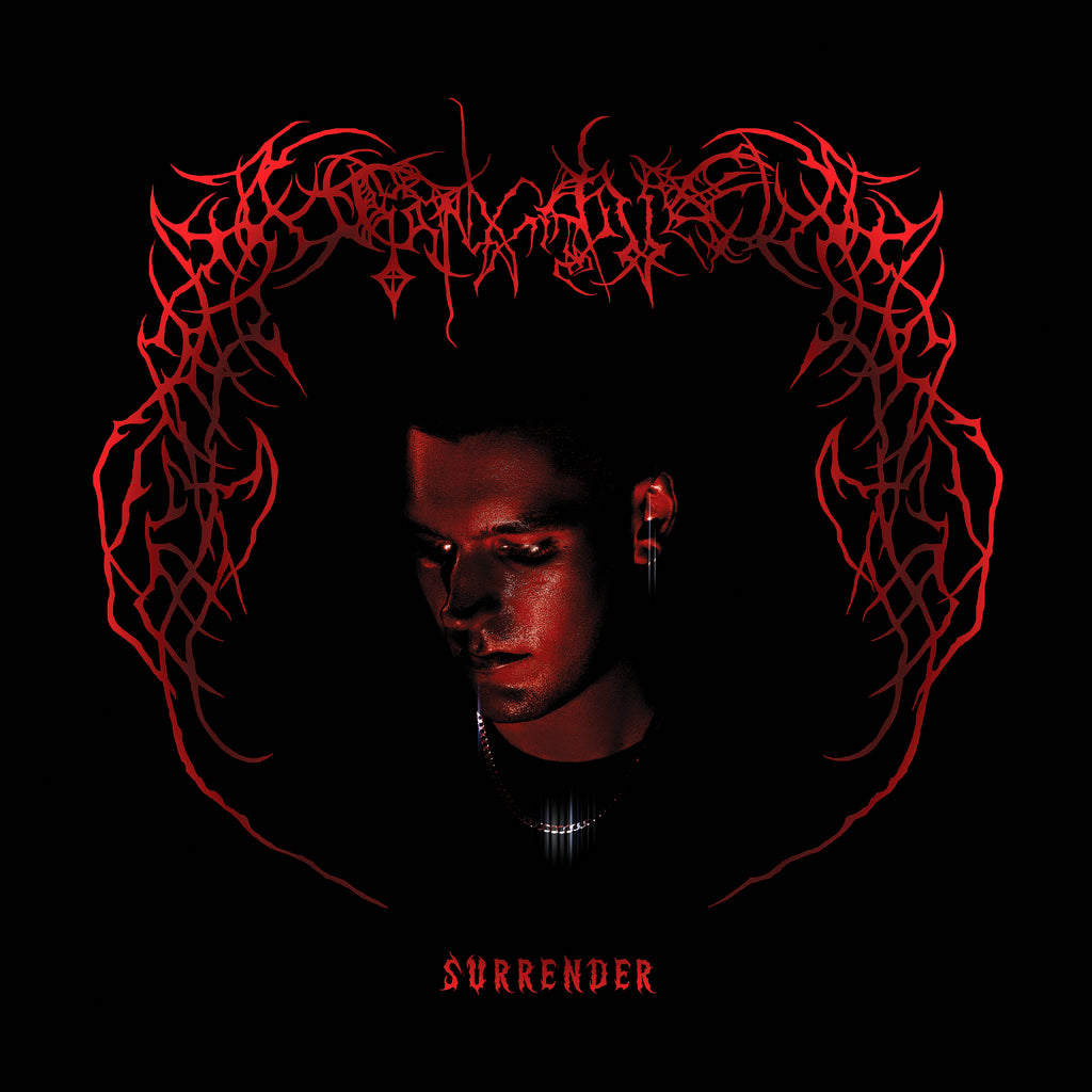 Endgame 'Surrender' Vinyl LP - Red