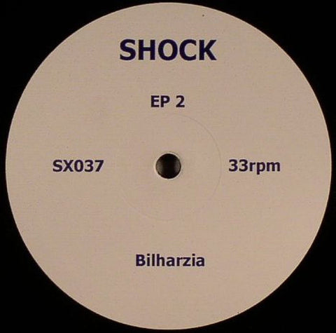 Stefan Jaworzyn 'Shock EP 2' - Cargo Records UK
