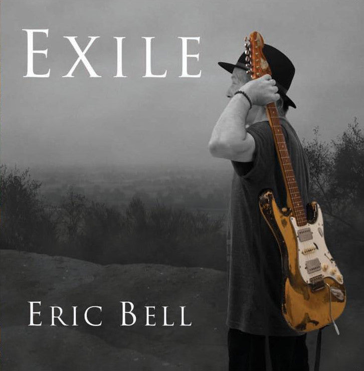 Eric Bell 'Exile' - Cargo Records UK - 1
