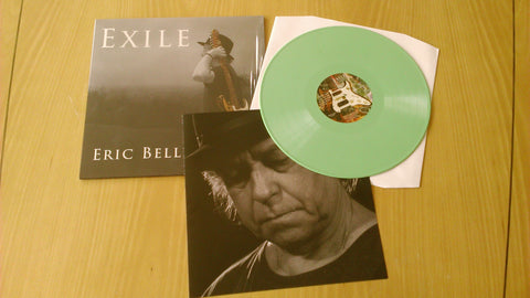 Eric Bell 'Exile' - Cargo Records UK