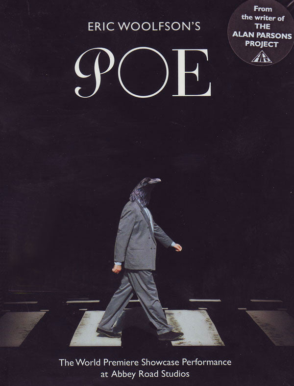 Eric Woolfson 'Poe DVD' - Cargo Records UK